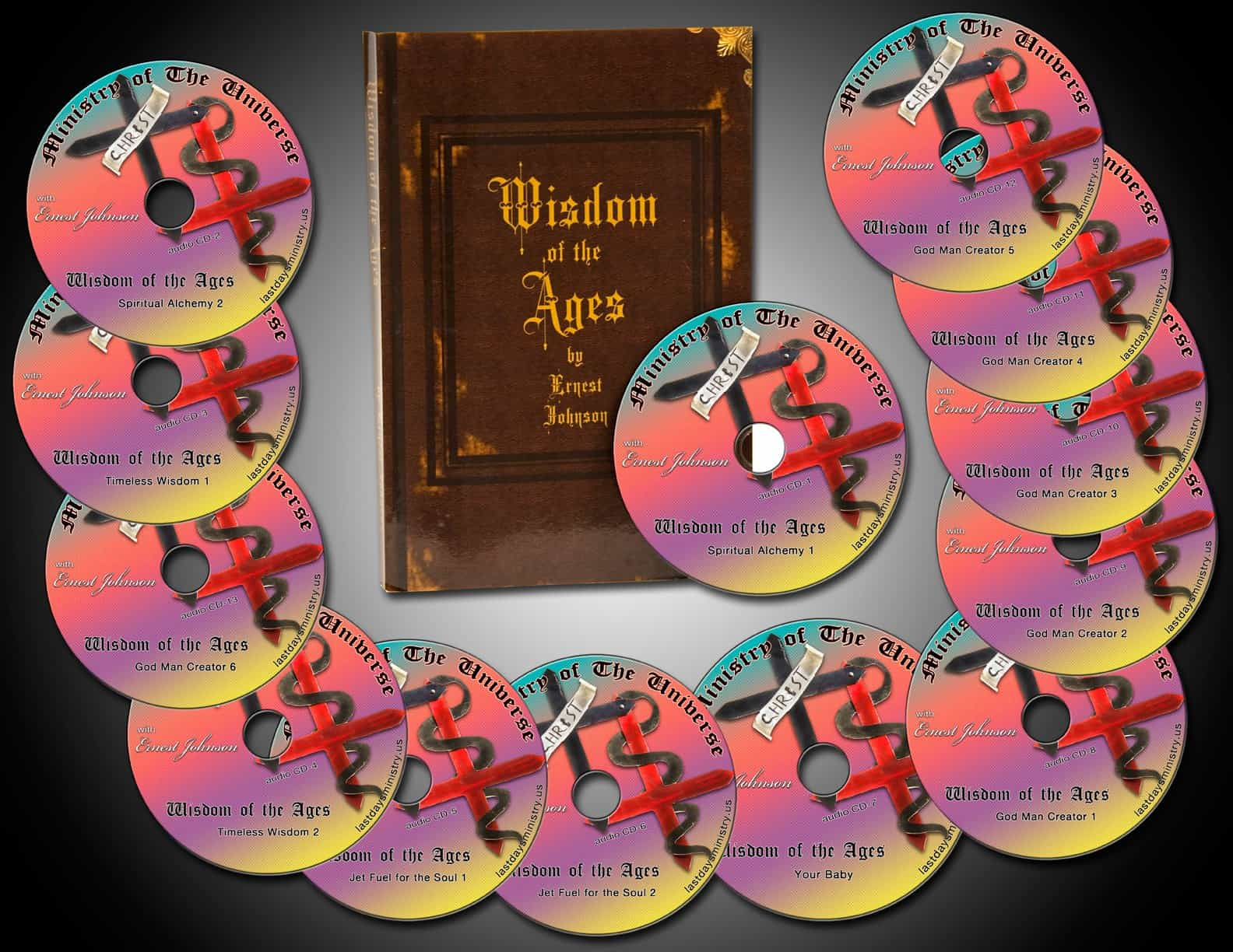 Wisdom of the Ages Full Collection